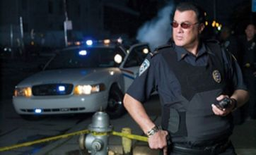 Steven Seagal: Lawman was actually quite arresting