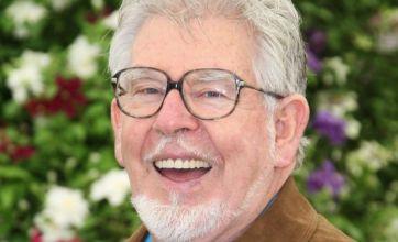 Rolf Harris: Glastonbury was highlight of my entertainment career