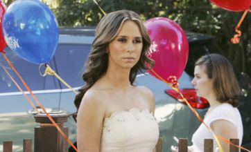Ghost Whisperer gave me my best belly laugh of the night
