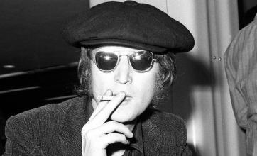 Lennon lyrics sell in auction