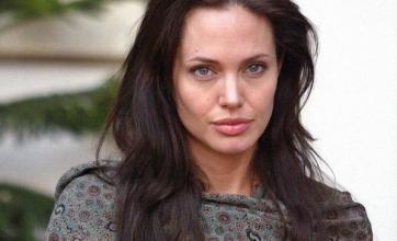 Jolie visits earthquake-hit Haiti