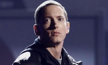 Eminem has biggest debut of year