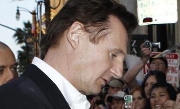 Liam Neeson 'never a fan' of A-Team