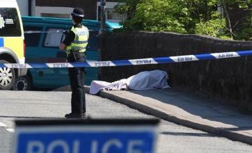 Residents tell of gunman horror