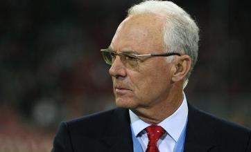 Beckenbauer slams English style