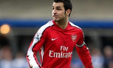 Laporta: Arsenal will give Cesc up