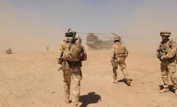 Two soldiers killed in Afghanistan