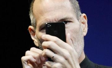 Apple chief unveils new iPhone