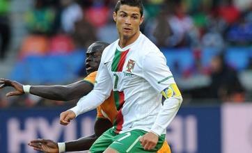 Ronaldo denied in Ivory Coast draw