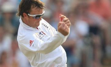 England wrap up tourists' innings