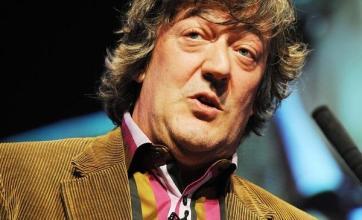 Fry hits out at UK TV 'infantilism'