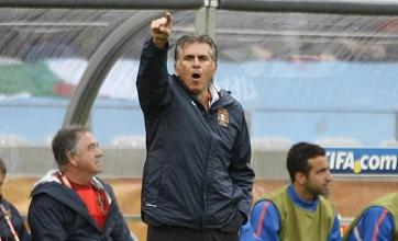 Queiroz sends out warning