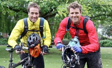 Adventurers' Rockies bike challenge