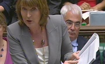 Budget 'same old Tories': Labour