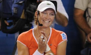 Stosur stunned by recovery