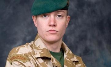 Marine killed in Afghanistan named