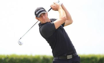 Johnson snares US Open lead