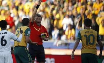 Ref 'killed' my World Cup – Kewell