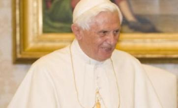 Pope's UK beatification event moved