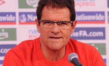 Capello to leave it late
