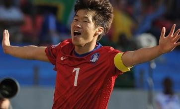 Park on target in Greece defeat