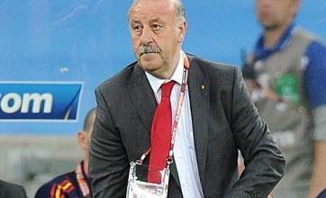 Top spot no advantage – Del Bosque