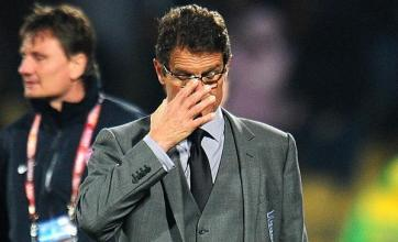 Capello confident, King fears grow