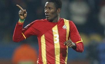 Gyan fires Ghana into last eight