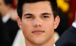 Taylor Lautner, one of the stars of Twilight Eclipse