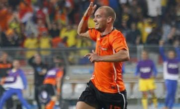 Wesley Sneijder passed fit for World Cup final