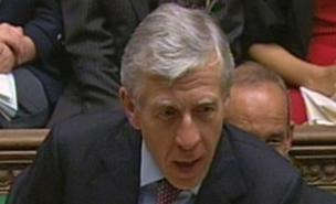 Jack Straw was not involved in the release of the Lockerbie bomber (PA)