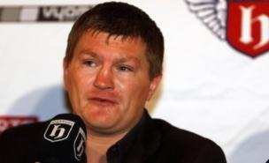 Ricky Hatton could be set for one last pay day against Amir Khan (PA)