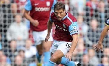 Liverpool consider Aston Villa's Stiliyan Petrov