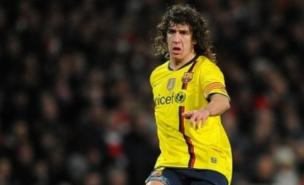 Carles Puyol wants Arsenal to let Cesc Fabregas leave (Allstar)