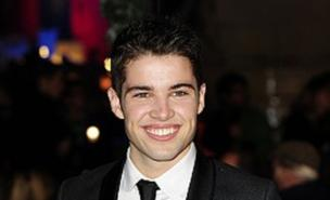 A Twitter hoax proved to be true for Joe McElderry (Allstar)