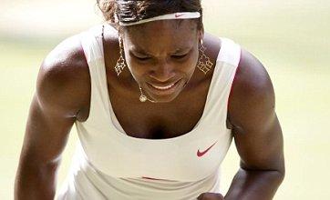Serena Williams into Wimbledon final with battling win over Petra Kvitova
