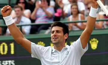 Novak Djokovic isn't doubting Tomas Berdych's class