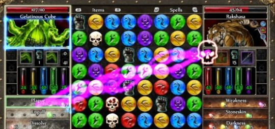 Games review: Puzzle Quest 2 is back to steal your lunchtimes