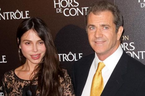 Mel Gibson allegedly launched a racist attack on ex girlfriend and mother of his daughter Oksana Grigorieva