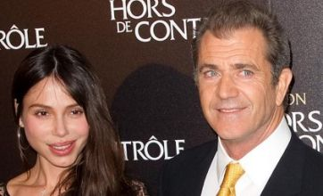 Mel Gibson 'shouted racist obscenities at mother of his child', it is claimed