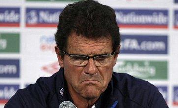 Fabio Capello: England squad set for overhaul for Euro 2012 qualifiers