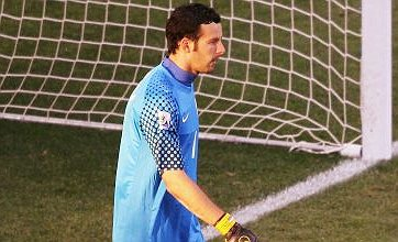 Samir Handanovic joins Eduardo among Arsenal goalkeeper targets