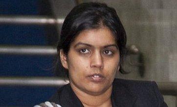 Pregnant secretary 'was branded a Paki'