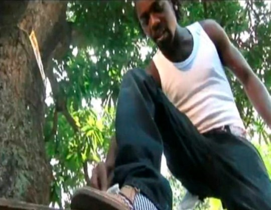 The single Clarks by Jamaican rapper Vybz Kartel has sent the shoemaker's sales soaring