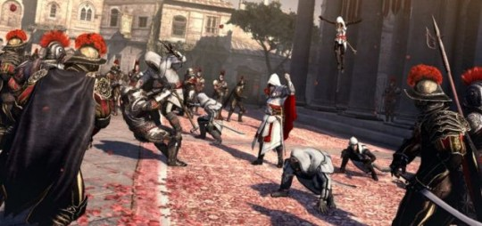 Assassin's Creed: Brotherhood - the last for a while?