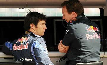 Christian Horner: Red Bull don't favour Vettel over Webber