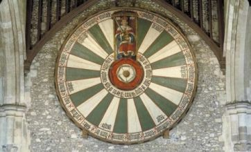King Arthur's Round Table 'discovered' in Chester