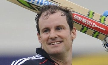 Centurion Andrew Strauss out to build on series win