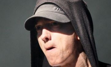 Eminem accused of miming at T in the Park