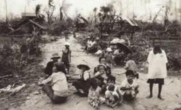 Emma Larkin exposes the full damage to Burma after cyclone Nargis